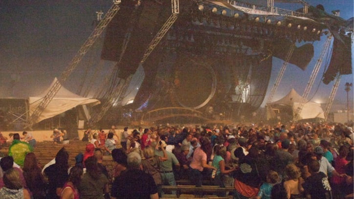 State of Indiana Settles With Sugarland Stage Collapse Victims