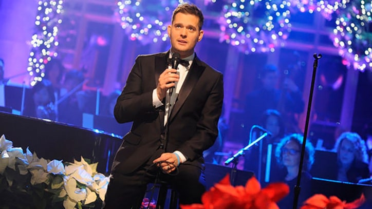 On the Charts: Michael Buble Gets a Boost From 'Saturday Night Live'