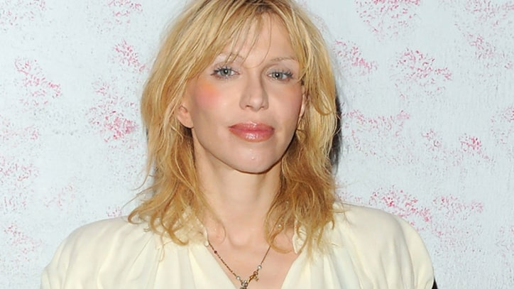 Courtney Love Challenges Eviction in Manhattan Court