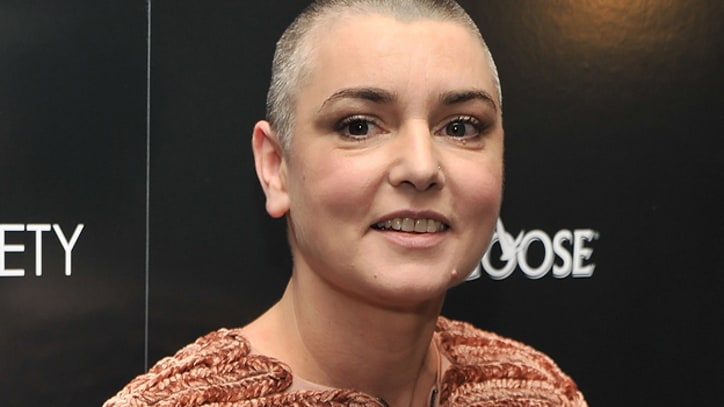Sinead O'Connor Ends 18-Day Marriage