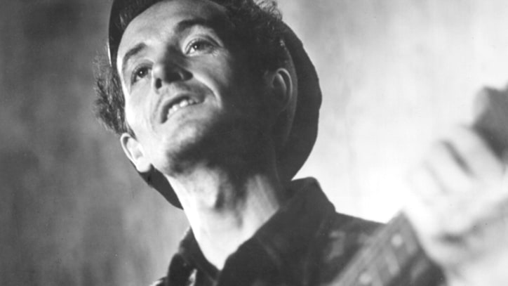 Woody Guthrie Archive Planned for Tulsa