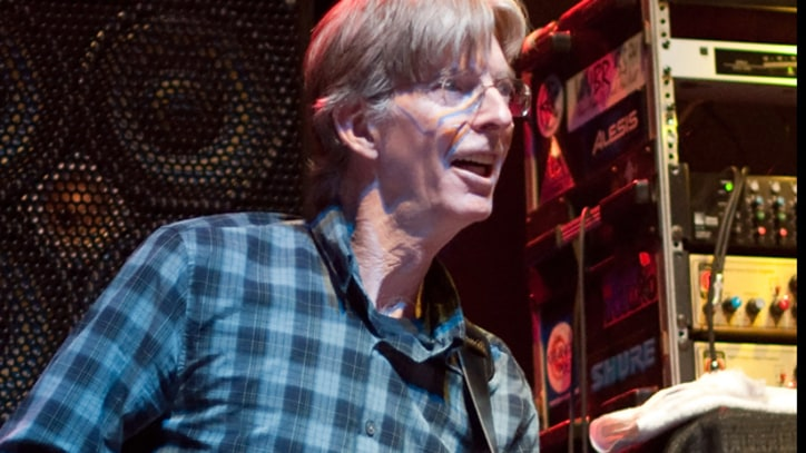 Phil Lesh to Open Restaurant with Performance Space