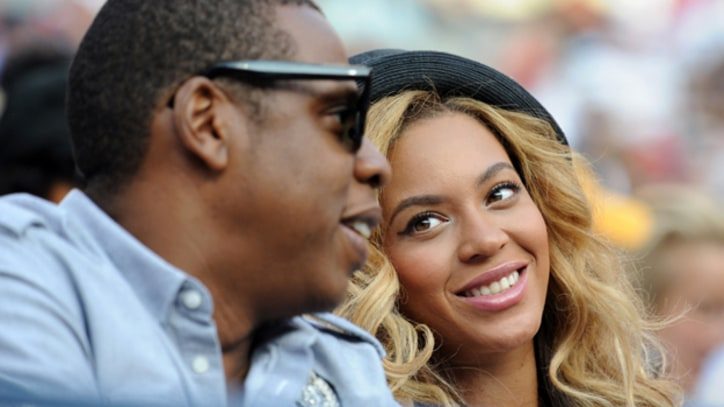 Beyonce and Jay-Z's Baby Girl Arrives