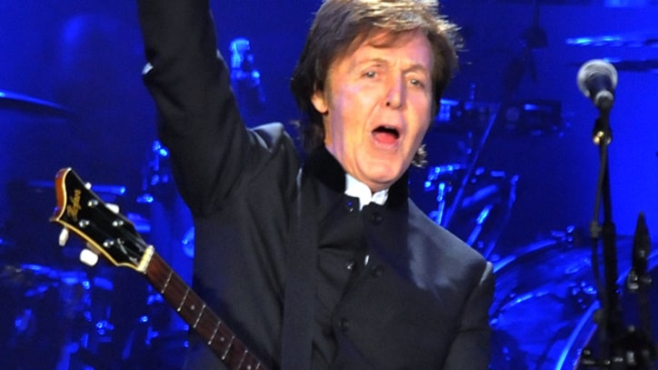 Paul McCartney Confirms Covers Album Title Is 'Kisses on the Bottom'