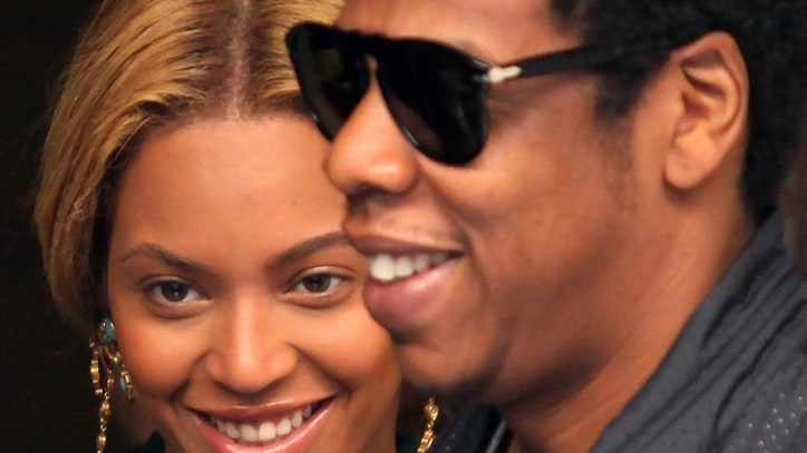 Jay-Z and Beyonce: 'We Are in Heaven'