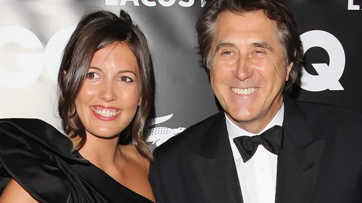 Bryan Ferry Marries for Second Time