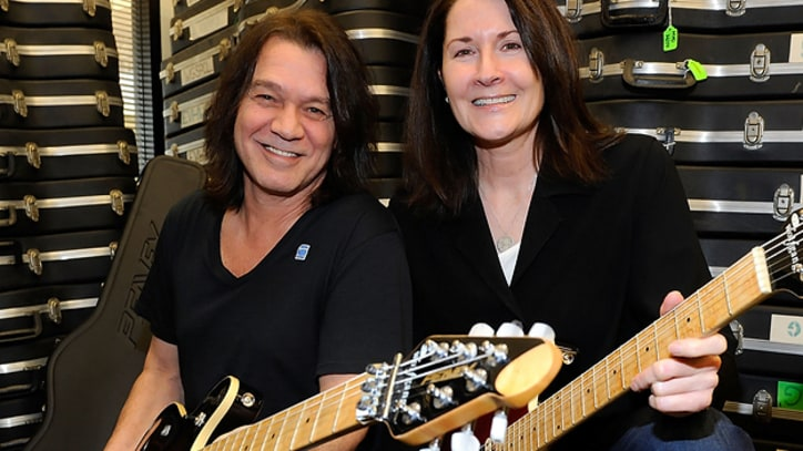 Eddie Van Halen Donates 75 of His Guitars to Public Schools