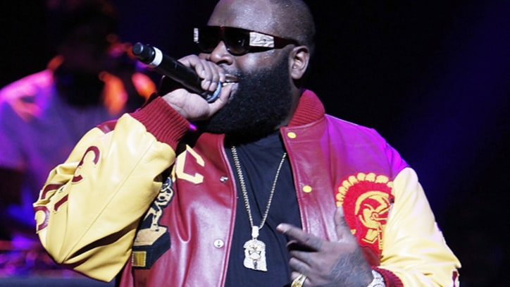 A Star Is Bawse: Rick Ross at the Nokia Theater