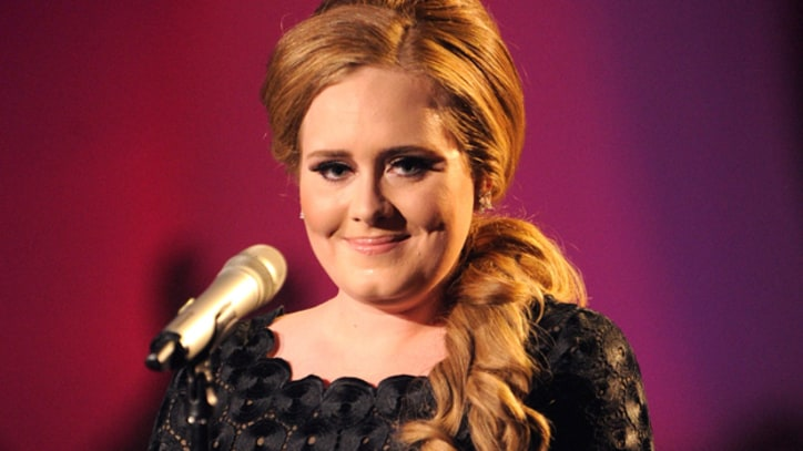 Adele Scores Top Karaoke Song of 2011
