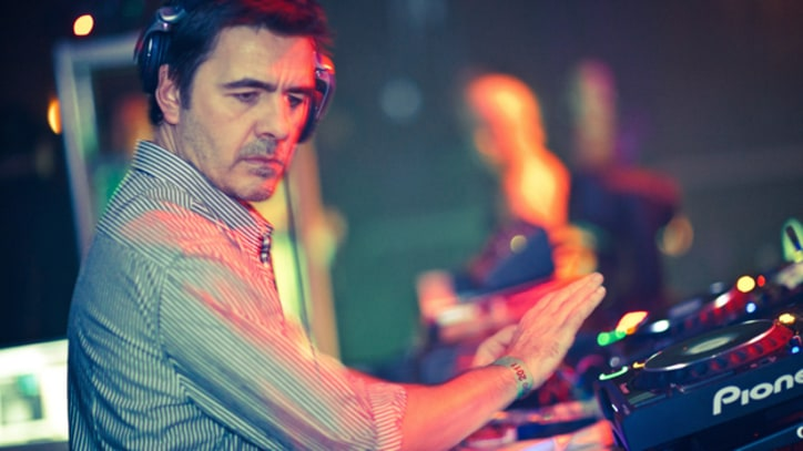 French DJ Laurent Garnier Planning New Single, New Album