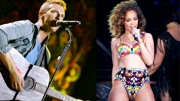 Coldplay and Rihanna Will Perform Together on Grammy Awards
