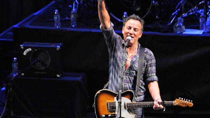 Listen: Four Songs From Bruce Springsteen's New Album 'Wrecking Ball'