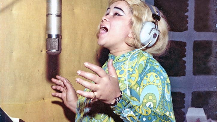 Musicians Mourn Etta James