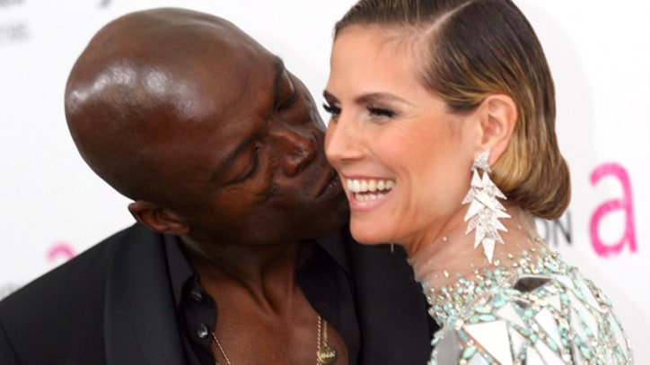 Report: Heidi Klum and Seal to File for Divorce