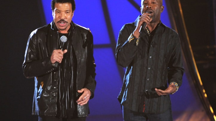 Lionel Richie Preparing Duets Album With Country Stars
