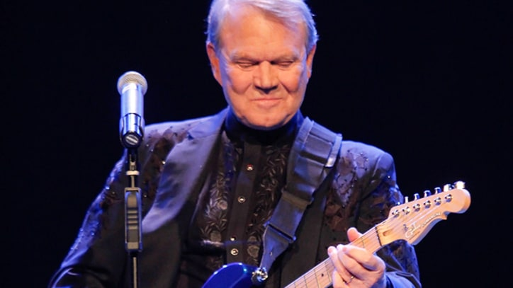 Glen Campbell to Perform With Blake Shelton on Grammys