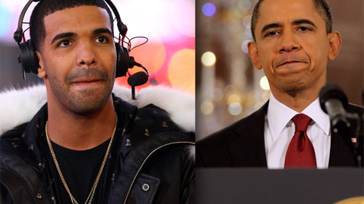 Drake: I Want to Play President Obama