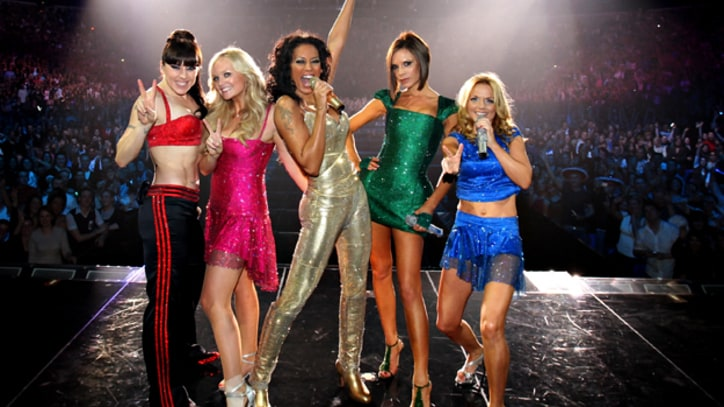 Spice Girls Will Reunite for Queen's Diamond Jubilee