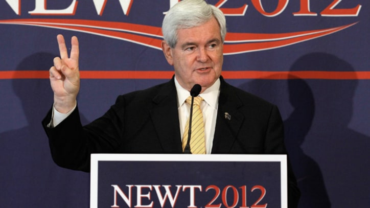 Newt Gingrich Sued For Using Survivor's 'Eye of the Tiger' at Rallies