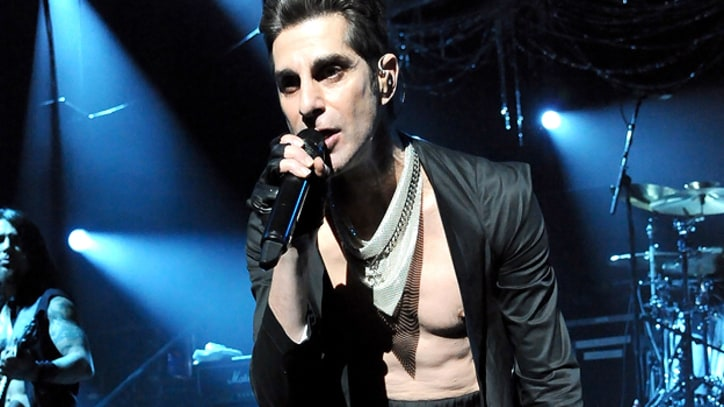Perry Farrell: Jane's Addiction Tour Inspired by 'Boardwalk Empire' Era