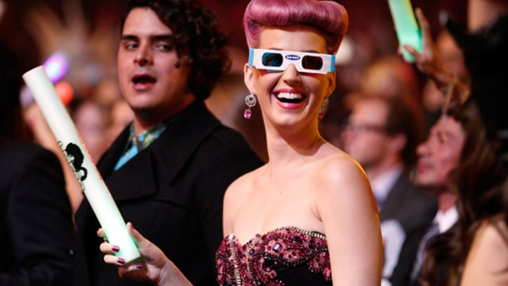 Katy Perry Developing 3D Concert Movie