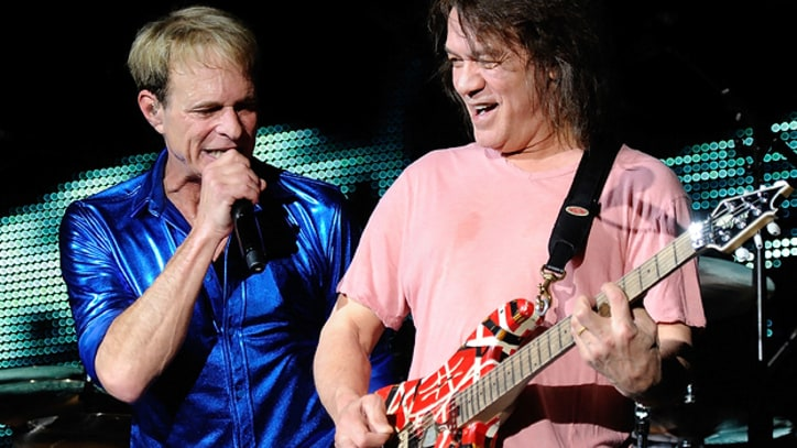 Van Halen Play Big, Bold and Brash at Private L.A. Show
