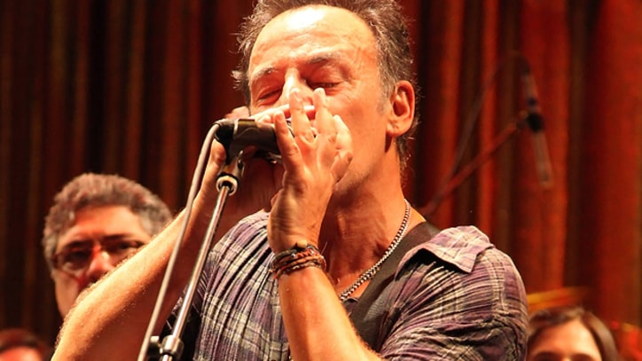Bruce Springsteen to Rock Grammys