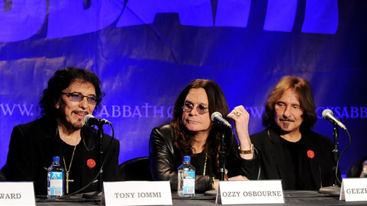 Black Sabbath Pledge To Carry on Without Drummer Bill Ward