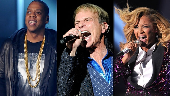 Weekend Rock Question: Who Should Play Next Year's Super Bowl Halftime?