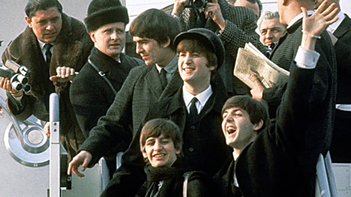 Week in Rock History: The Beatles Land in New York