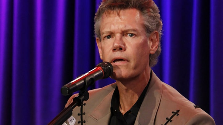 Randy Travis Busted for Public Drunkenness