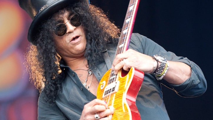 Slash Talks New Album, Explains Why He's a 'Band Guy'
