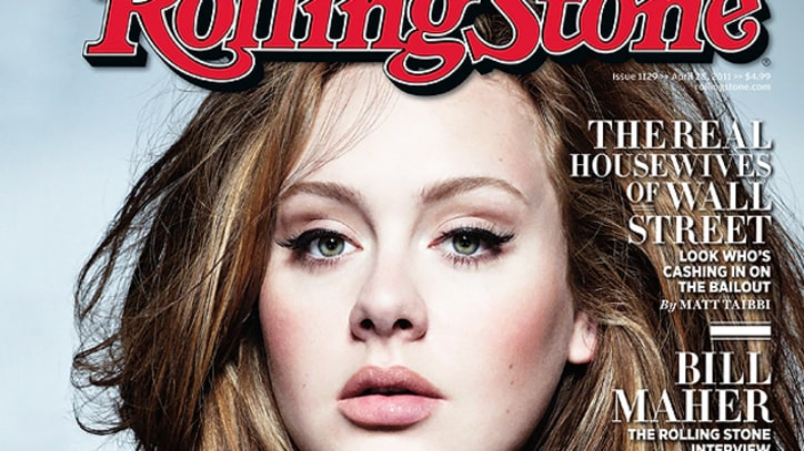 Adele Opens Up About Her Inspirations, Looks and Stage Fright