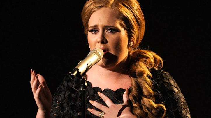 Adele on Vocal Troubles: 'It Felt Like Something Popped in My Throat'