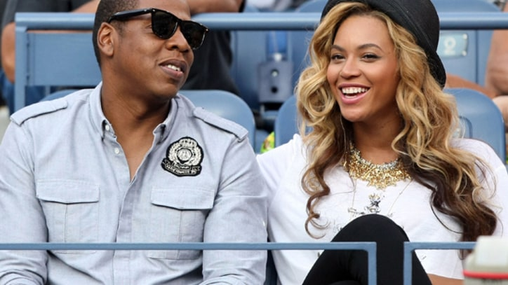 Beyonce and Jay-Z Move to Trademark Their Baby's Name
