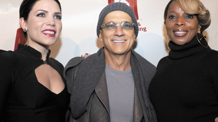 Lana Del Rey, Skylar Grey Perform In L.A. to Honor Jimmy Iovine