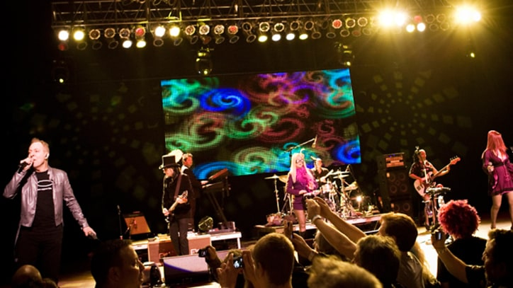 The B-52's Celebrate 35 Years With Hometown Party