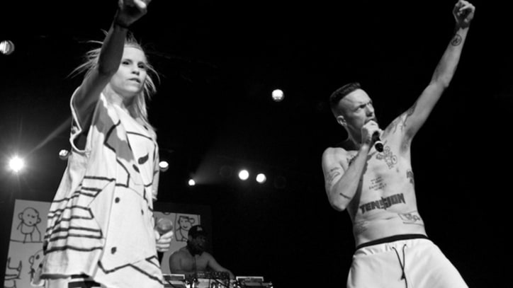 Die Antwoord on Tour: Don't Look for Answers