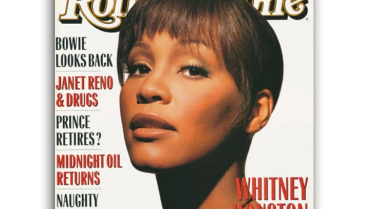 Whitney Houston Opens Up About Her Marriage, Fame