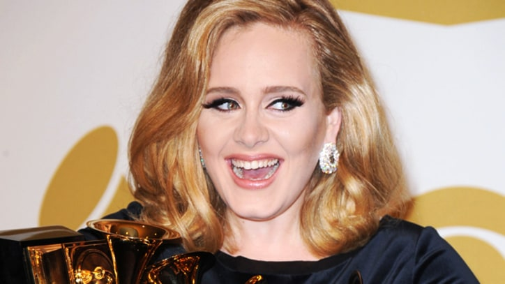 Grammys 2012: Adele Wins Big While Stars Mourn Whitney Houston