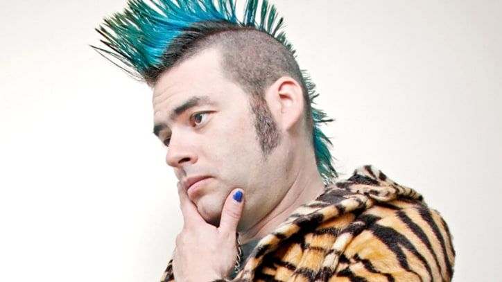 Listen: Fat Mike and Dustin Lanker's 'The Jerk Rag'