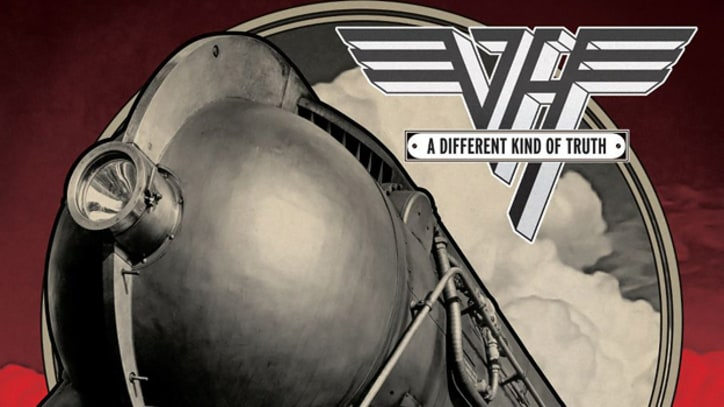New Reviews: Van Halen Return to Form on 'A Different Kind of Truth'