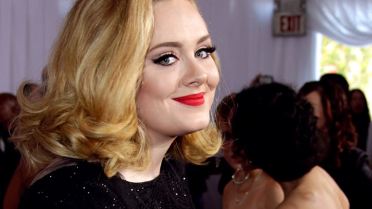 Adele: I'm Heading Back to the Studio