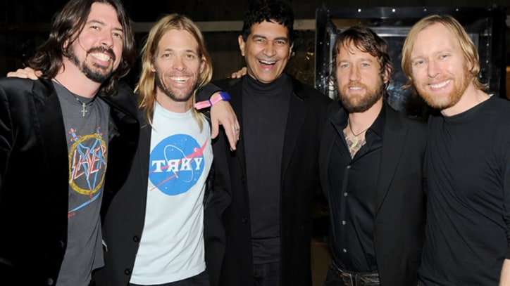 Dave Grohl on the Foo Fighters' Grammy Success and Going Analog