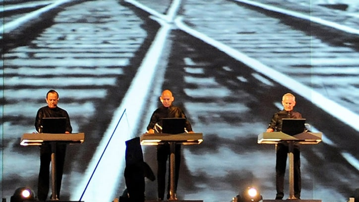 Kraftwerk to Perform 3D Concert Series at Museum of Modern Art