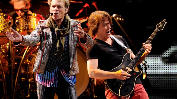 On the Charts: Van Halen Jump Ahead