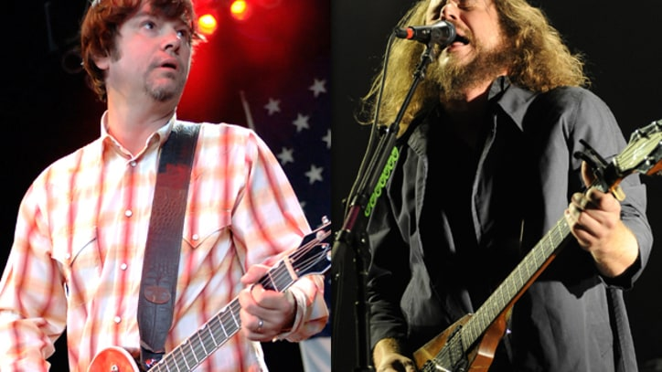 Jay Farrar and Jim James Discover Woody Guthrie's California in New Album