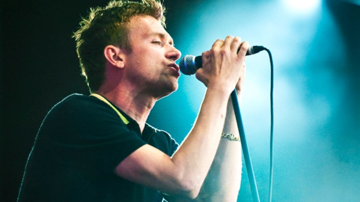 Blur to Headline Olympics Closing Show