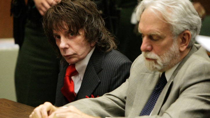 Phil Spector Appeal Rejected by Supreme Court