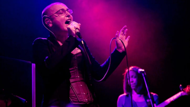Sinead O'Connor Kicks Off U.S. Tour